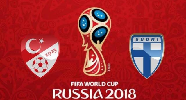 TURKEY VS FINLAND 24 MARCH 2017