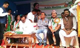 Pradeep Pradhan GJM vice president