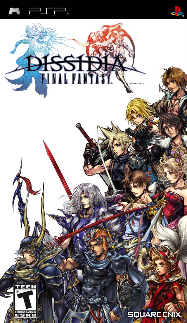 ROMs - Dissidia Final Fantasy - PSP Download