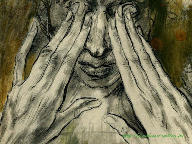 Choeur parlé/Sketch : l'aveugle de Siloé