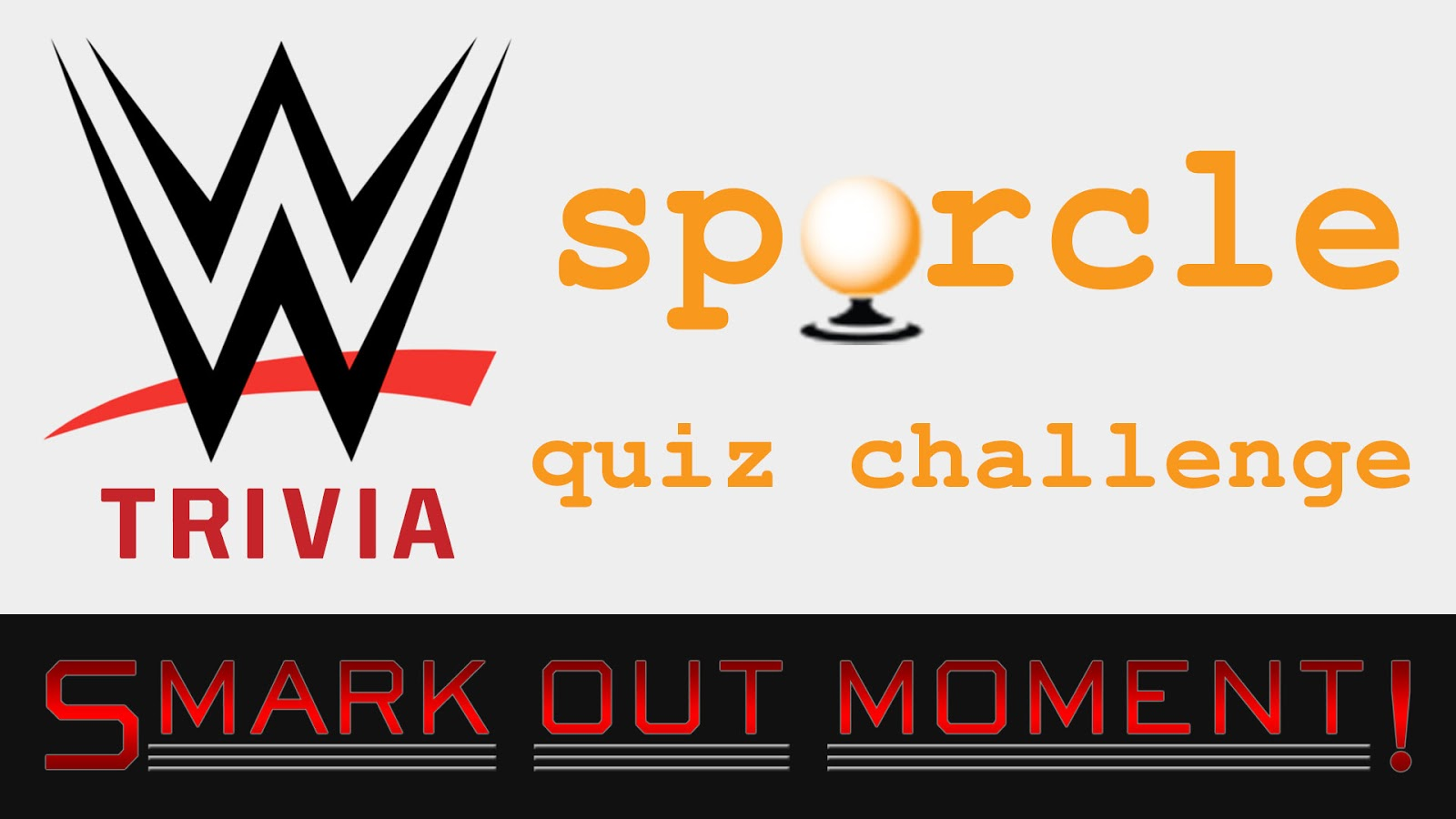 WWE trivia online Sporcle games quiz tests pro wrestling