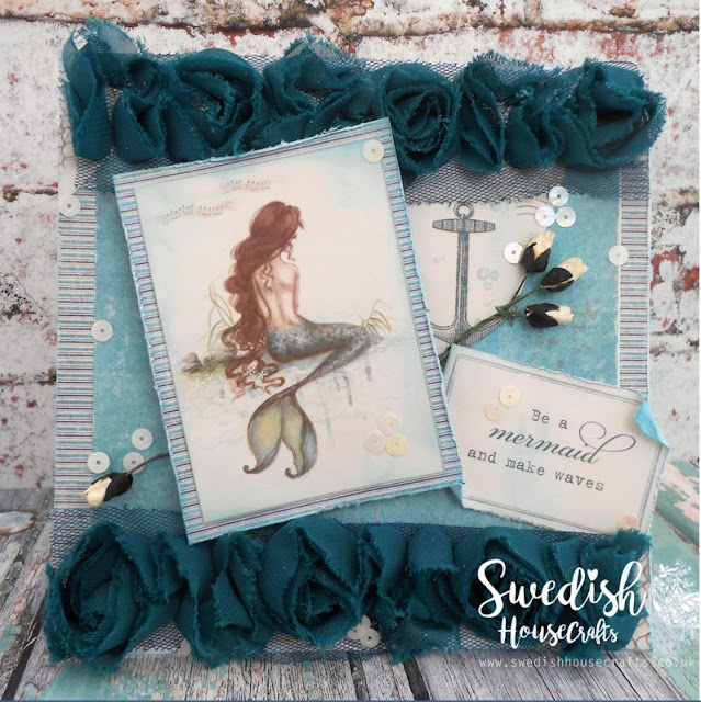Make Waves with Pion Design Mermaid | By Lynn