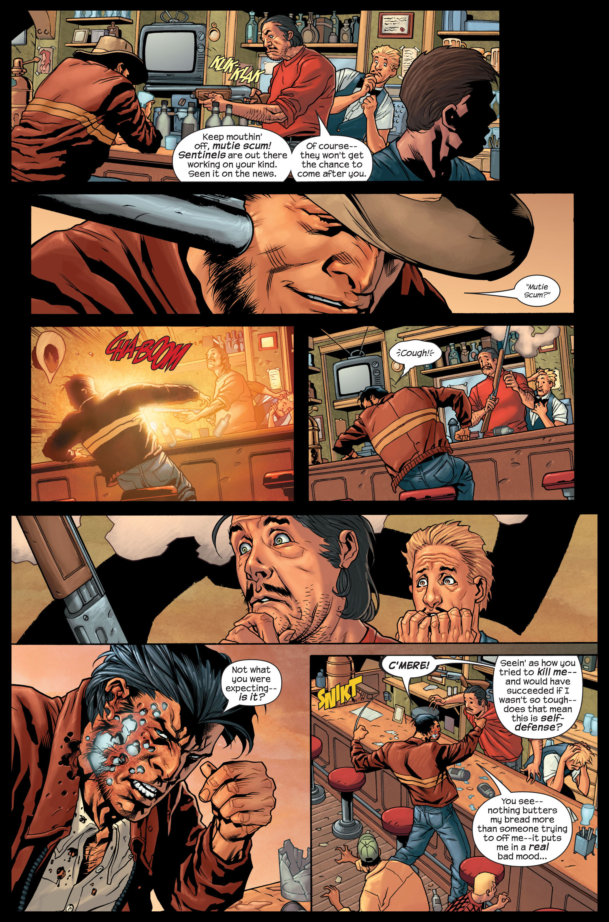 Read online Ultimate X-Men comic -  Issue #84 - 3
