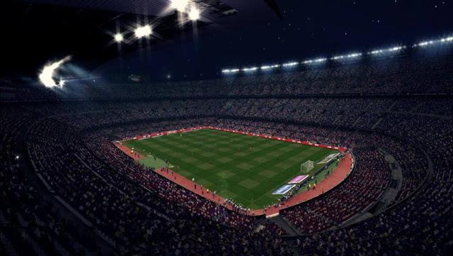 UnPerfect Pitch (MjTs Stadium) PES 2017