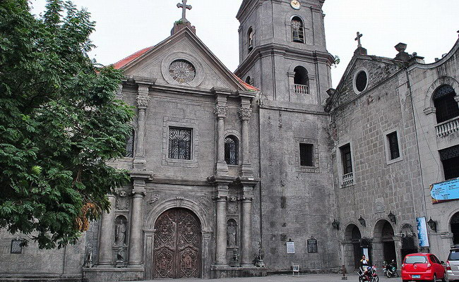 Xvlor.com San Agustin Church is the first Roman Catholic structure in Luzon