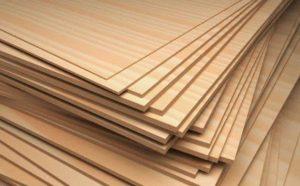 material Multiplek atau Plywood