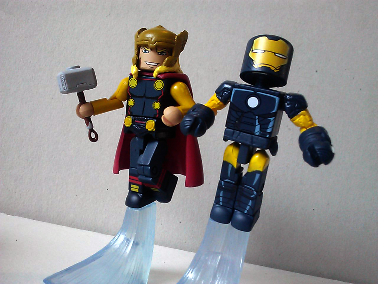 Collecting Toyz Marvel Animated Minimates Series 25 Revealed And Spinner Iron Hiro Spider Taskmaster From Marvels Ultimate Man Black Widow Thanos Dark Thor Avengers Assemble