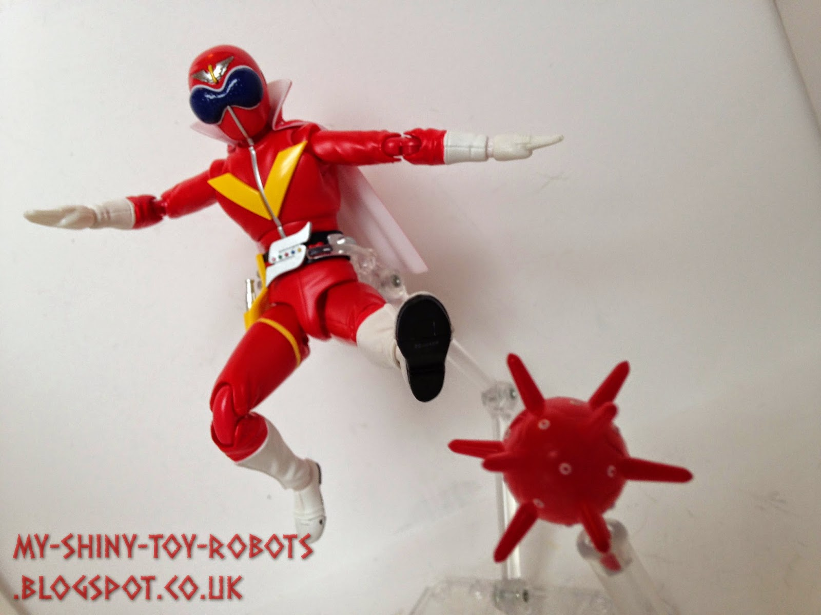 More Goranger storm ball