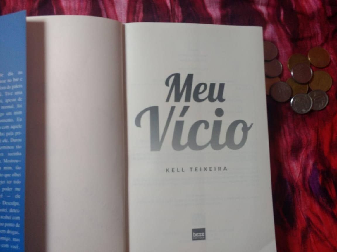 MEU VICIO - KELL TEIXEIRA