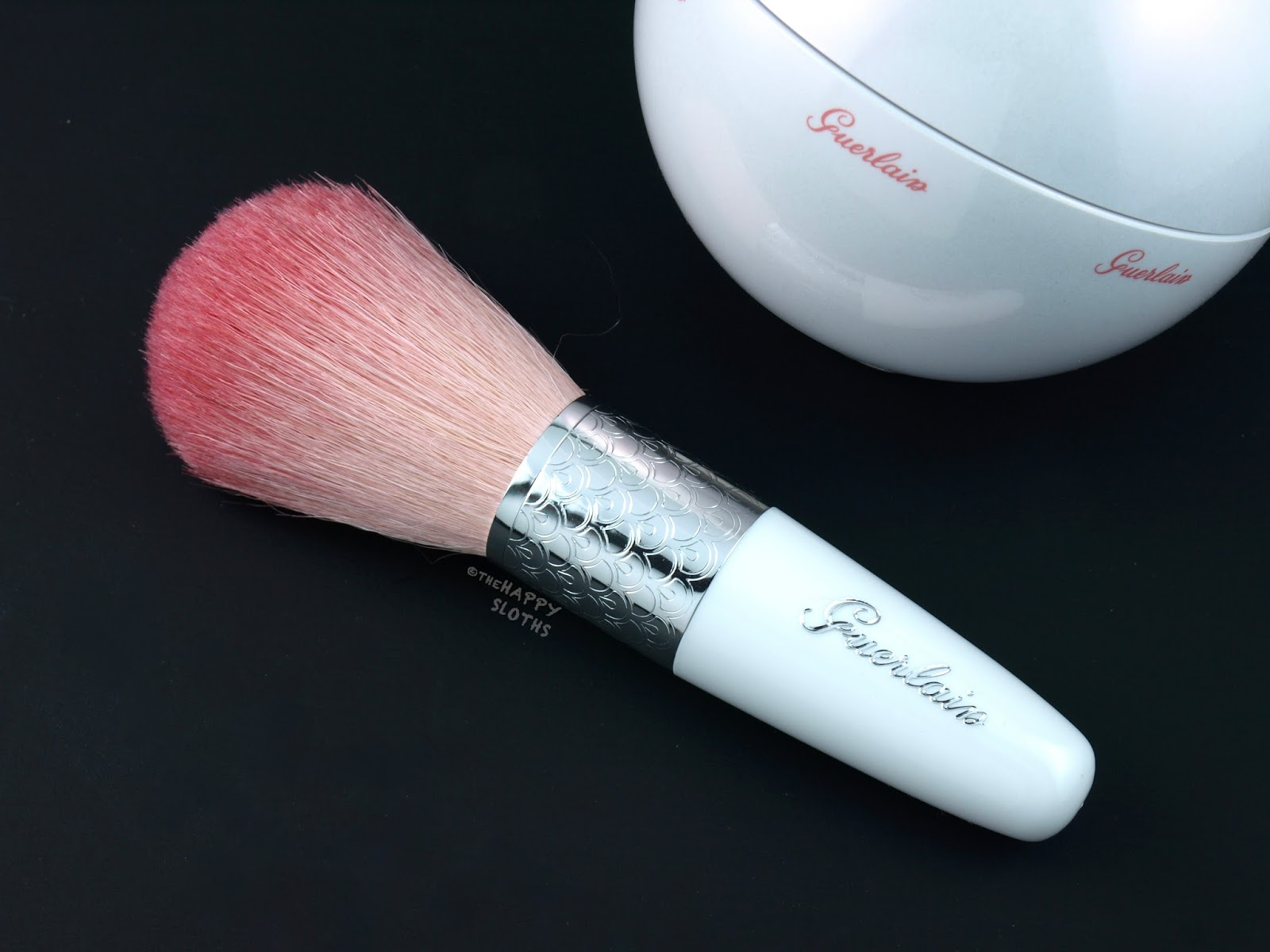 Guerlain Meteorites Powder Brush Review