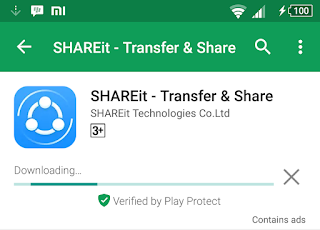 Shareit for HTC One X+
