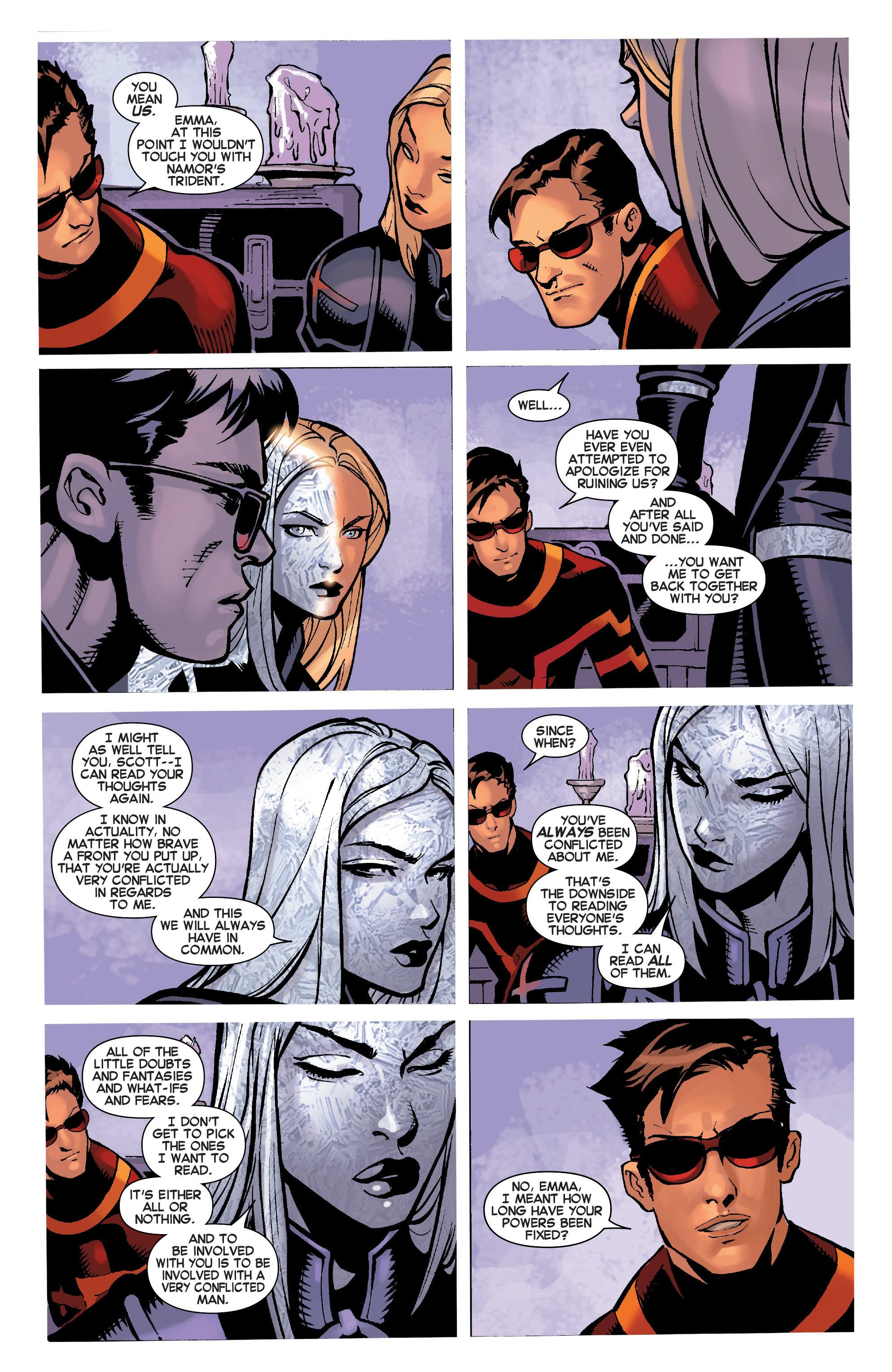 Read online Uncanny X-Men (2013) comic -  Issue #32 - 16