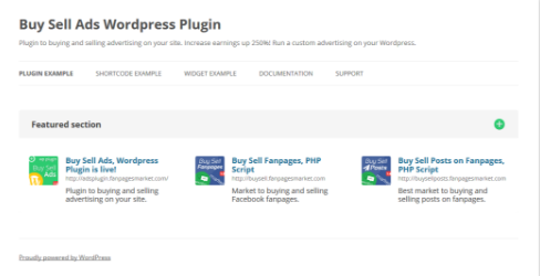 Download Buy Sell 2.7.1 wordpress plugin free