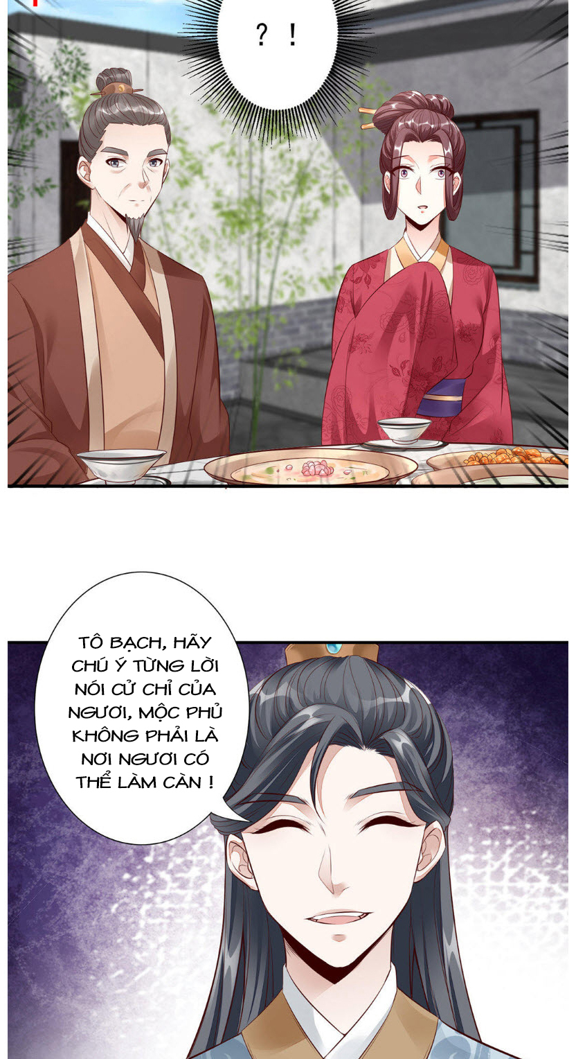 Thần Y Yêu Hậu Chap 21