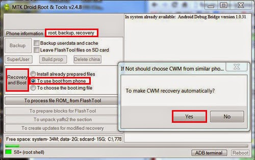HOW TO CREATE CWM RECOVERY WITH MTK DROID TOOL – GSMHostingVIP