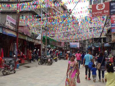 Nepal Valle Katmandu