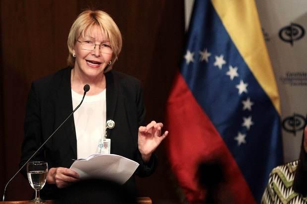 Luisa Ortega Díaz escapó de las garras de Maduro hacia Colombia