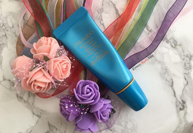 Shiseido güneş korumalı göz kremi