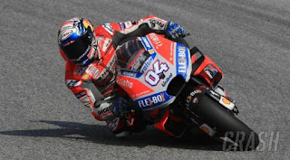 Hasil MotoGP San Marino: Dovizioso Tercepat FP1