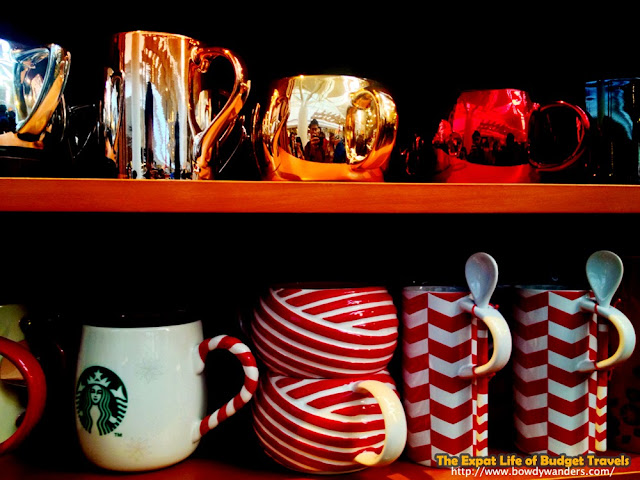 bowdywanders.com Singapore Travel Blog Philippines Photo :: Singapore :: Starbucks Christmas Open House in Singapore