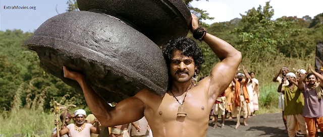 Baahubali The Beginning 2015 Hindi 1080p BluRay With ESubs