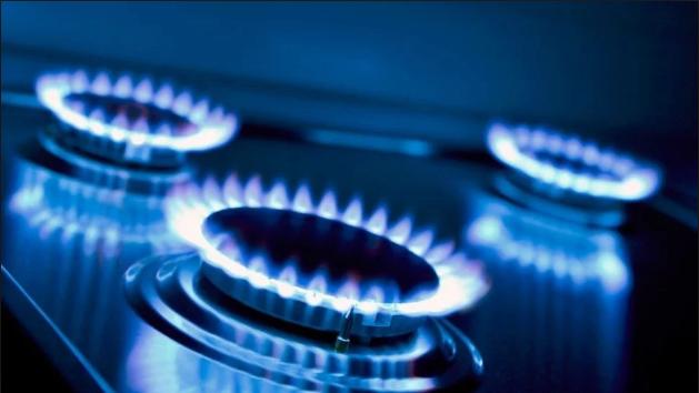 Cocina a base de gas