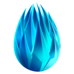Ice Bullet Dragon (Egg)