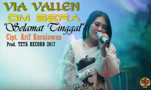 Download mp3 Via Vallen Selamat Tinggal ft OM SERA