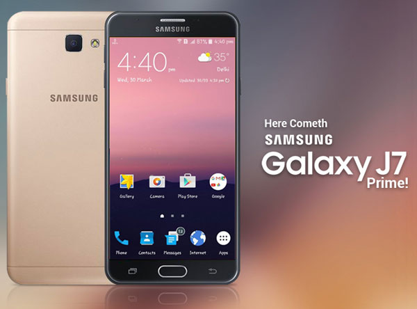 Samsung Galaxy J7 Prime 2016 Official Android Version Nougat 70 Update Download