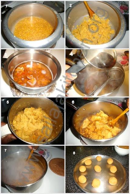 Poli Recipe/Puran Poli/Obbattu Recipe/Bobbatlu Recipe/Holige Recipe