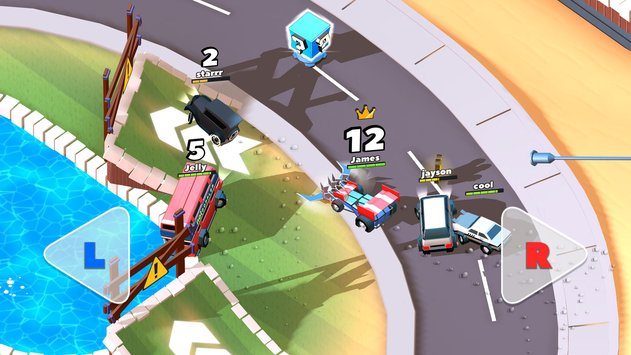 Download Crash of Cars Apk Mod v1.1.03 2