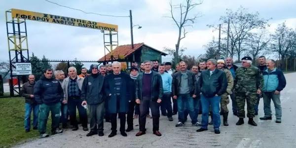 Ετοιμάζουν hot spot στα σύνορα του Έβρου! Ξεσηκώθηκαν στο Σουφλί