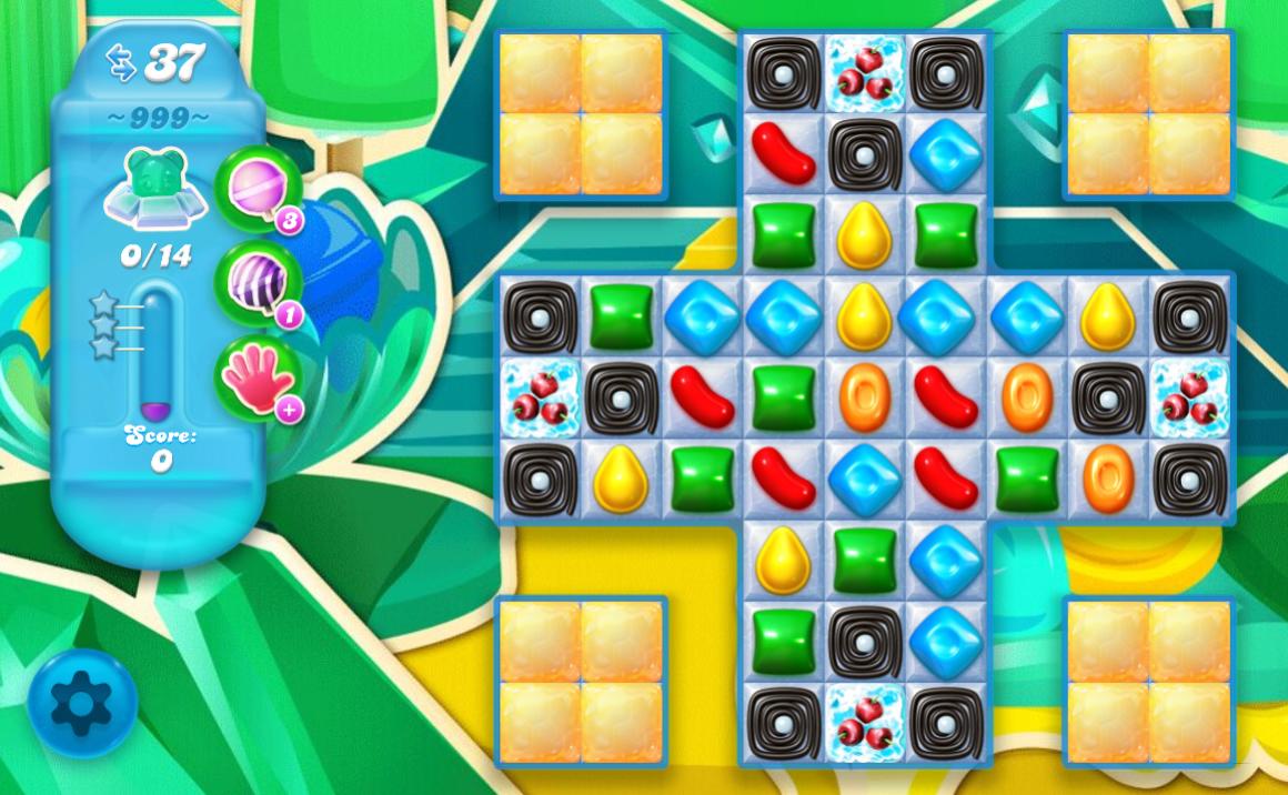 Candy Crush Soda Saga 999
