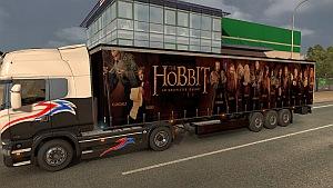 The Hobbit trailer mod