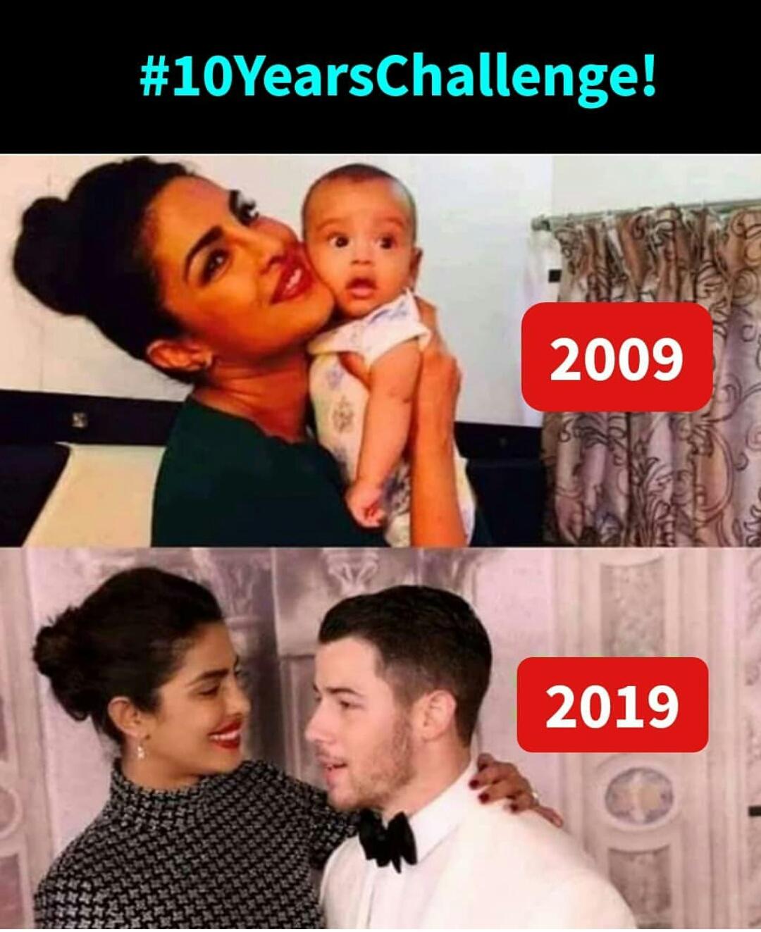 10yearschallenge Memes In Hindi