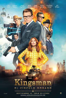 Download Film Kingsman: The Golden Circle (2017) Subtitle Indonesia