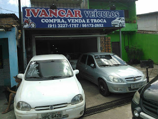 Ivancar Veiculos (091) 3227-1757 ; 98172 - 2652