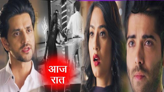 Oh NO! Kunal raise hand on Ishaan Mauli furious in Silsila Badalte Rishton Ka