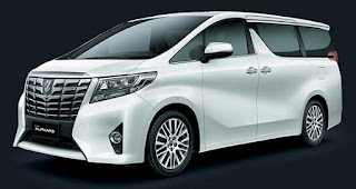Toyota All New Alphard Hybrid Type 2.5 HV