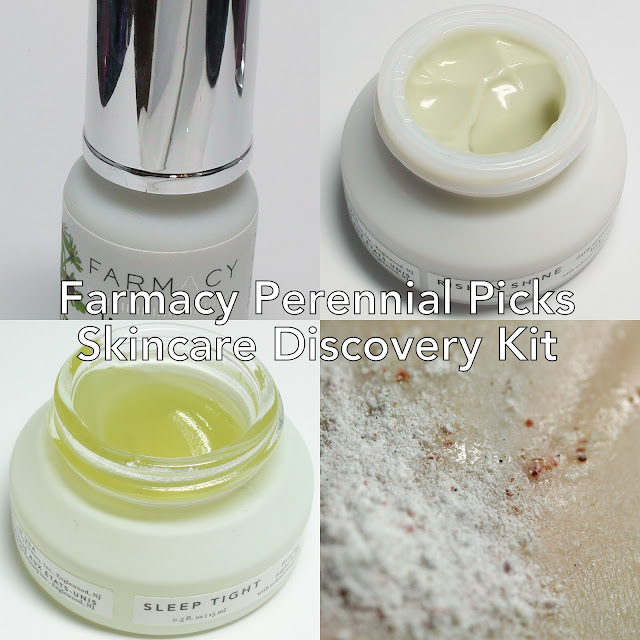 Farmacy Perennial Picks Skincare Discovery Kit