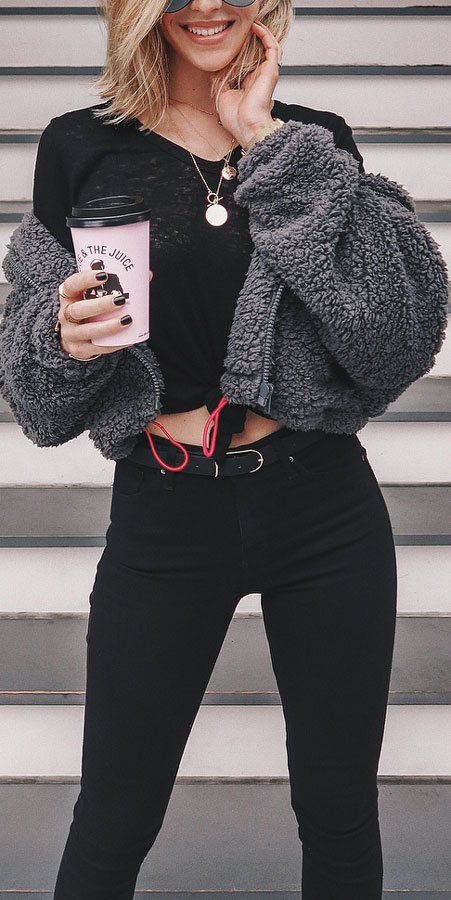 27+ Simple Winter Outfits To Make Getting Dressed Easy. style inspiration winter winter fashions winter casual style winter style casual winter work style #outfitinspiration #style #stylish #styleinspiration