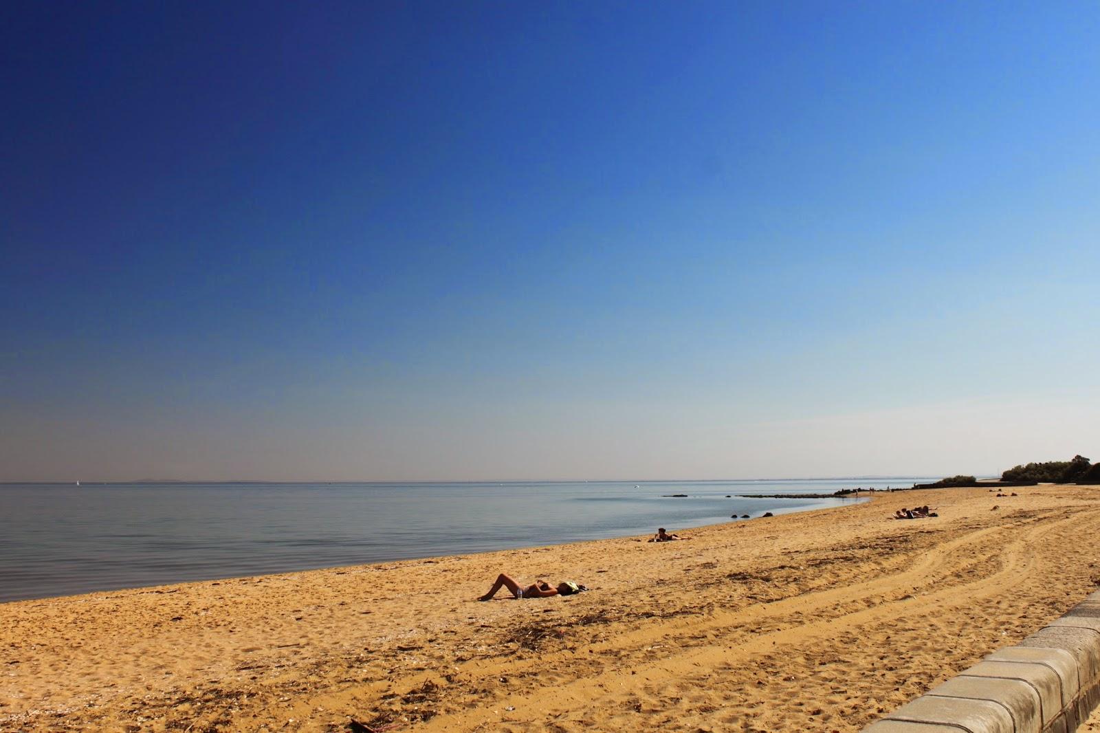 [澳洲工作假期系列] Brighton Beach 彩紅小屋 2