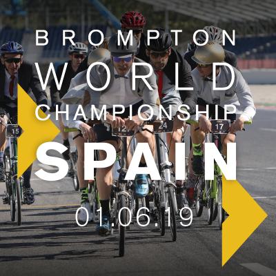 El Brompton World Championship se celebrará por primera vez, el 1 de junio, en el marco del Sea Otter Europe en Girona