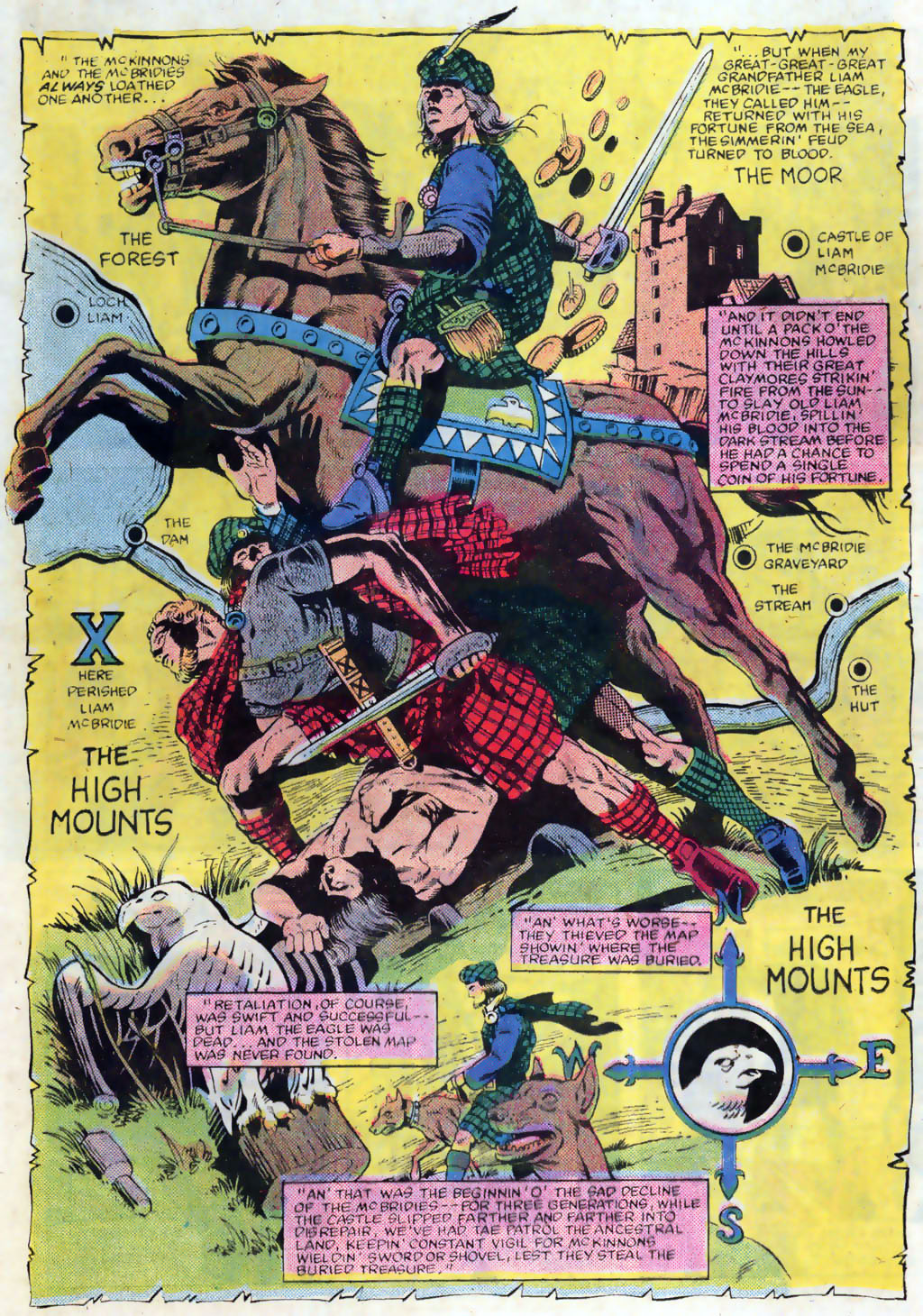 Read online Master of Kung Fu (1974) comic -  Issue #120 - 10