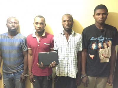 kidnappers arrested port harcourt