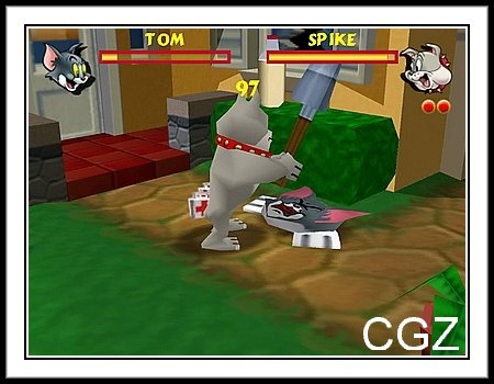 Tom and Jerry in Fists of Furry Pc Full version Game Free ...