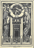 W. B. Yeats's bookplate
