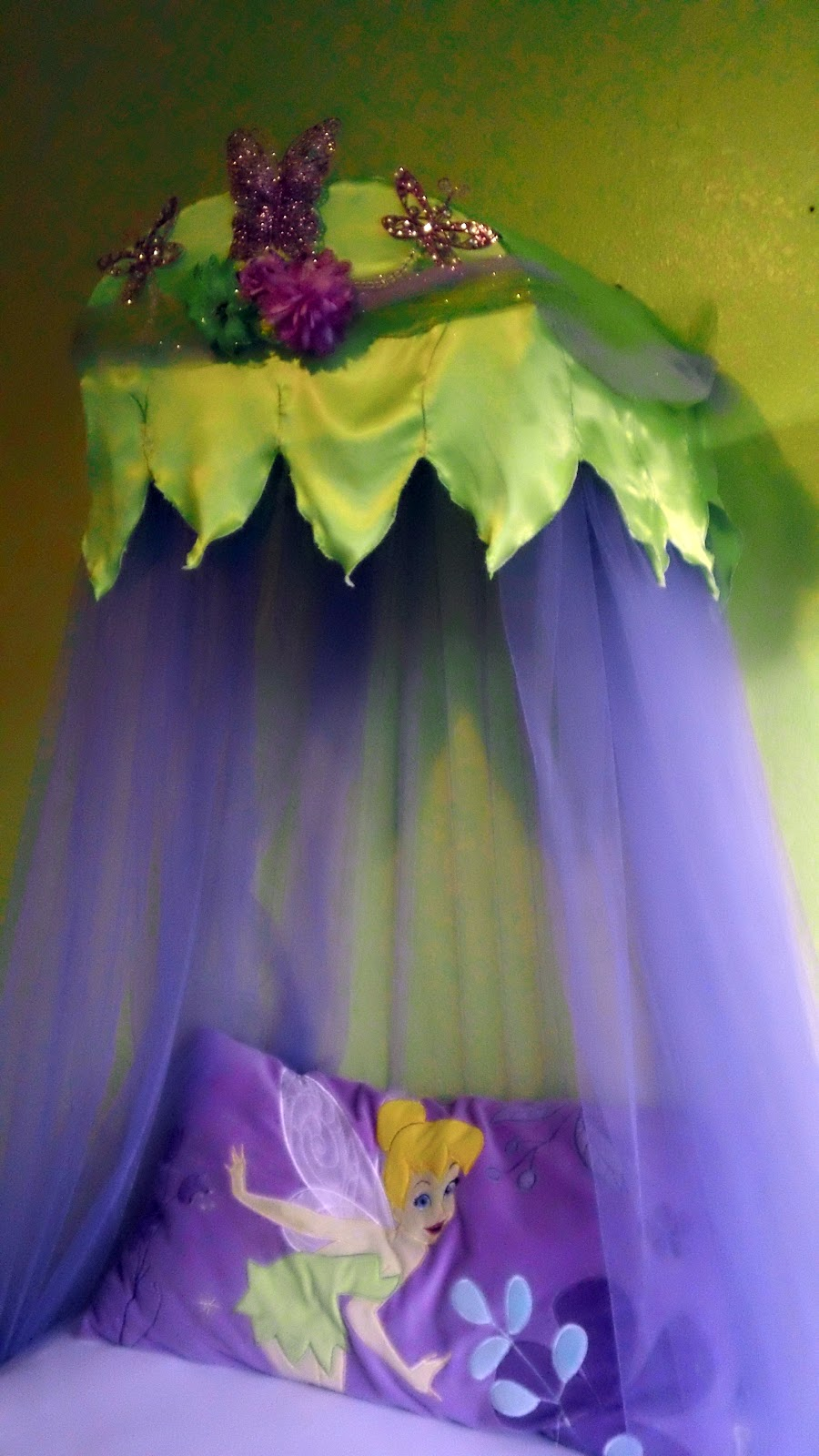 Craft'n Texas Style: Tinkerbell Room