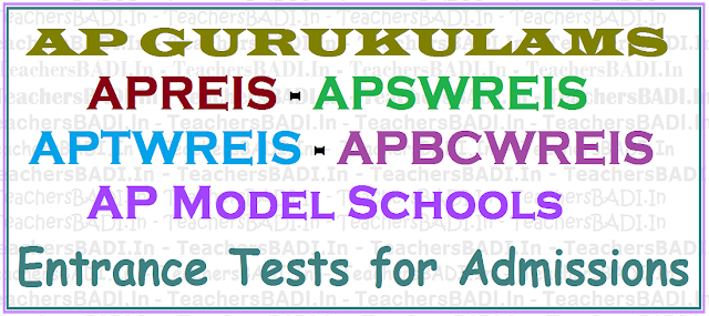 AP Model Schools,AP Residential Schools,AP Residential Colleges Admissions