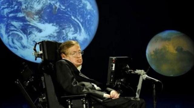 أستاذ الكونيات ومتحدي الإعاقة - ستيفن هوكينغ